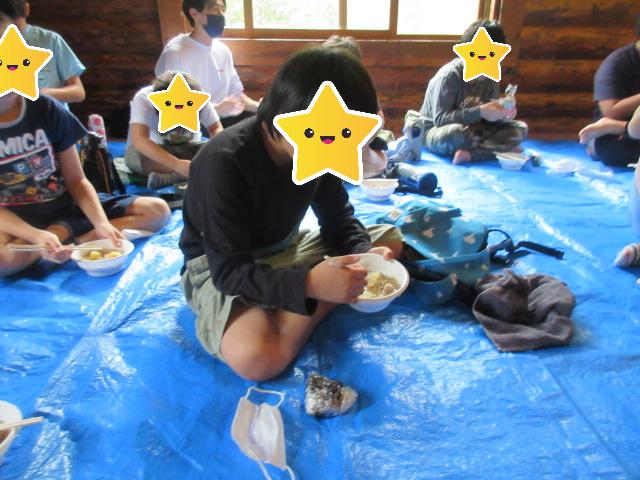芋煮会in希望の森公園!/福島西中央教室