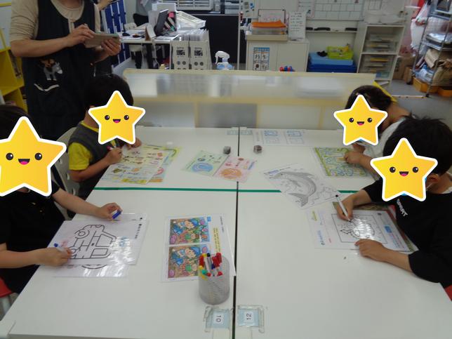 八木田教室へ遊びに行ったよ☆/福島旭町教室
