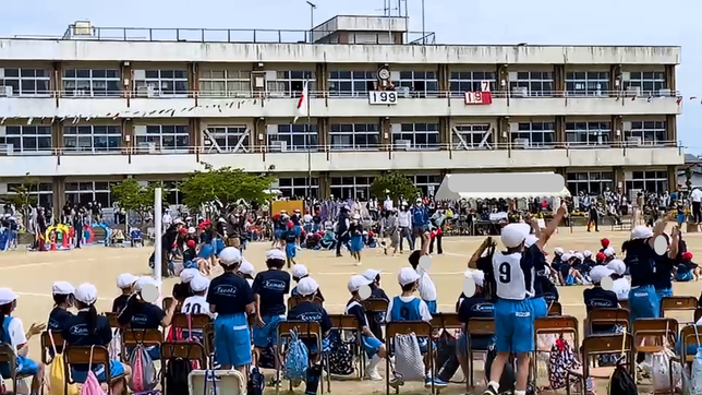 運動会/福島八木田教室