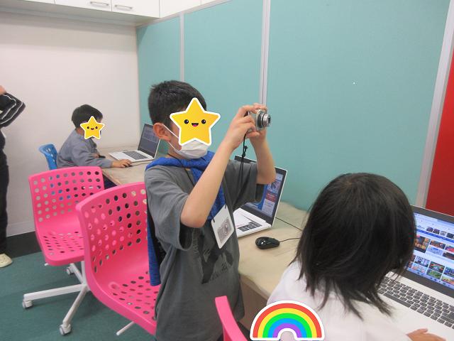 お仕事体験♬始めました。/福島鎌田教室