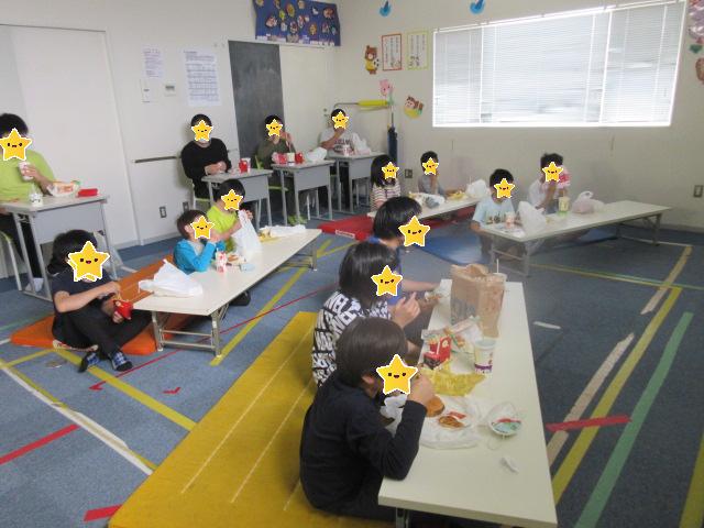 マクドナルド 体験/福島西中央教室