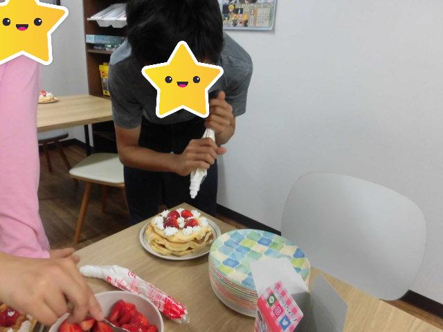 お誕生日会/福島大森教室