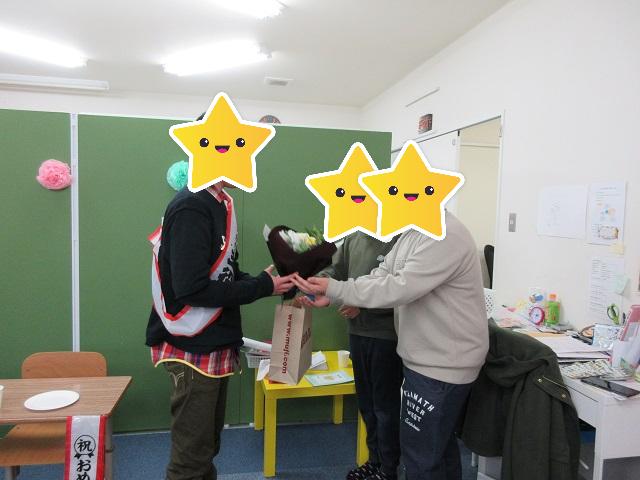 ミライム卒業式/ 福島西中央教室