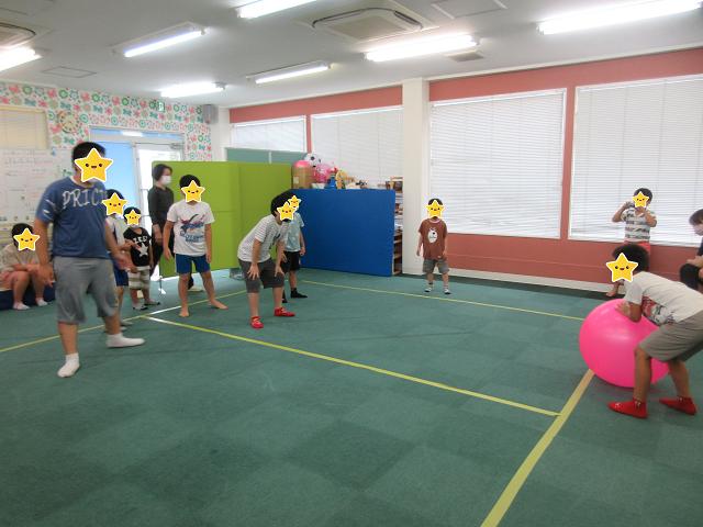ドッヂボール/福島鎌田教室