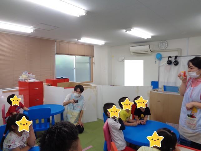 買い物 ごっこ/福島旭町教室