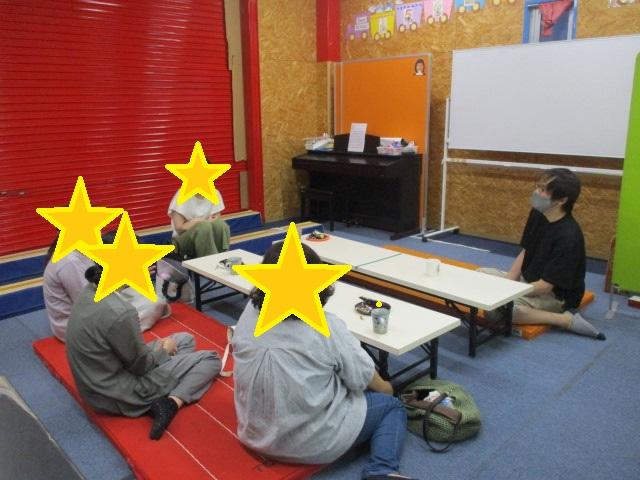 7月10日の活動&茶話会/福島八木田教室