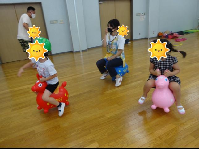 夏のお楽しみ(2)/福島旭町教室