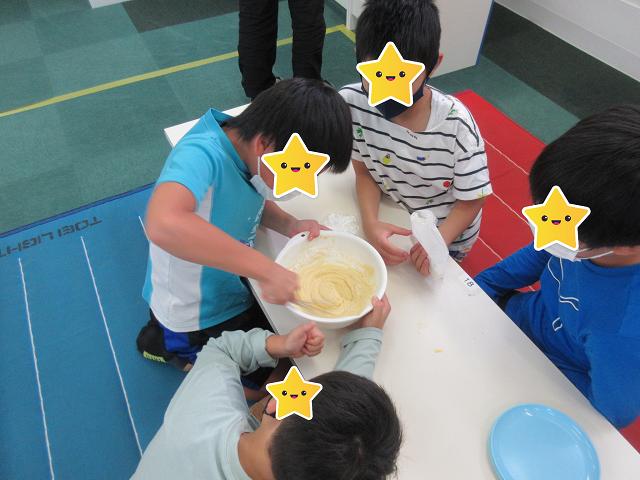 2種類のドーナツ作り/福島鎌田教室