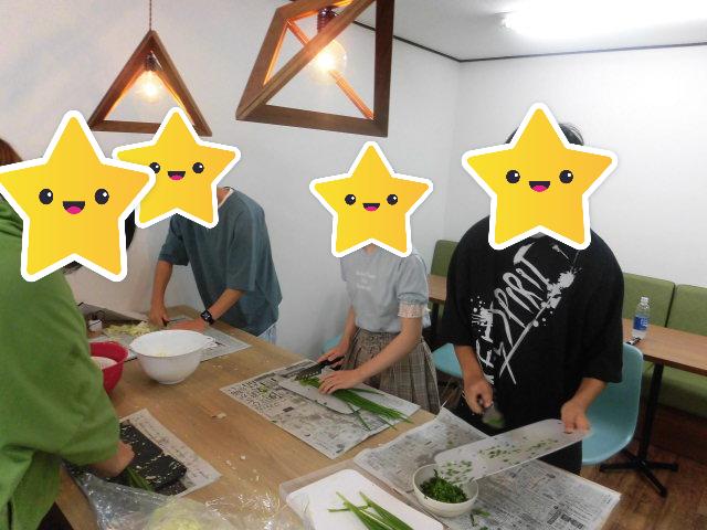 ギョウザパーティー!!/ 福島大森教室