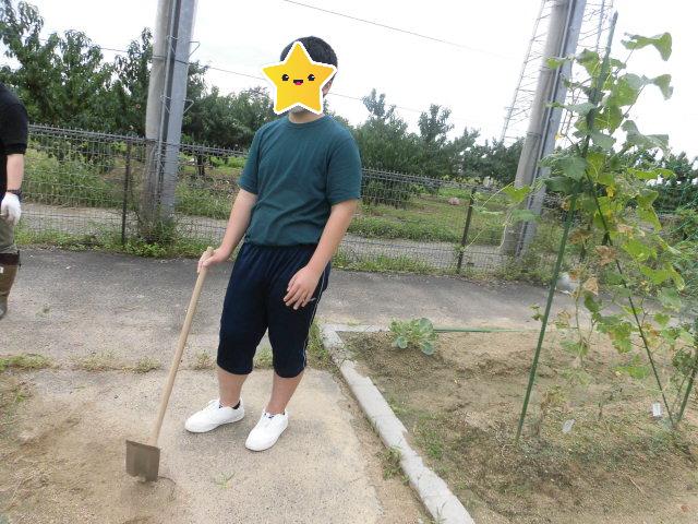 ミライムファームへレッツゴー♪♪/福島大森教室