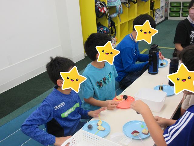 秋の味覚フルーツ飴&べっこう飴/福島鎌田教室