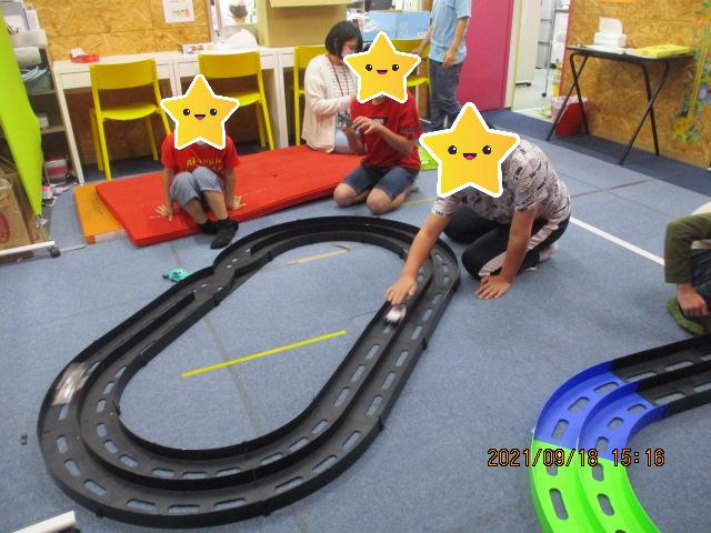 ミニ四駆大会を開催しました/福島八木田教室