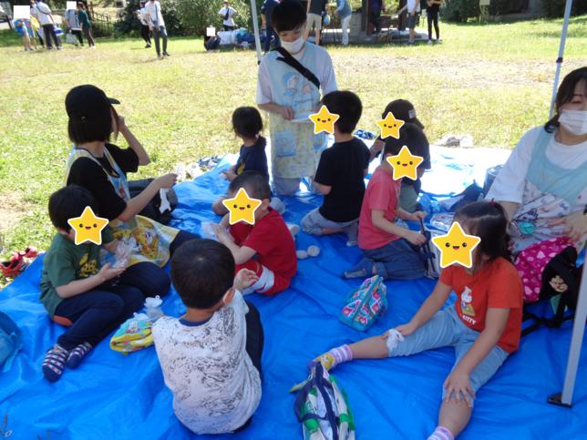 9月のお楽しみ活動/福島旭町教室