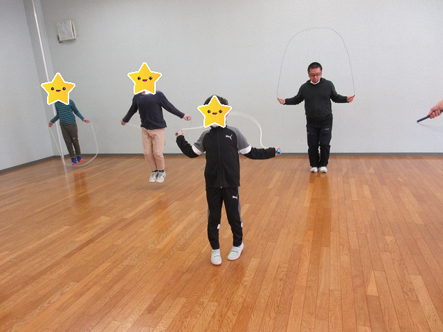 えっぱら祭り (運動療育)/福島西中央教室