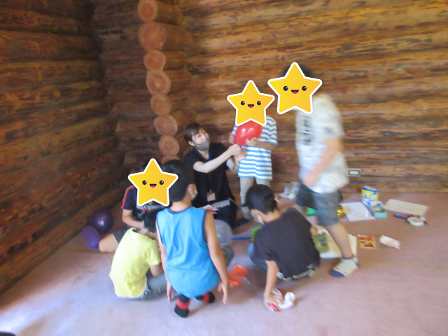 やながわ希望の森公園 に行ってきました!/福島西中央教室
